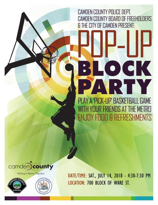Pop Up Block Party